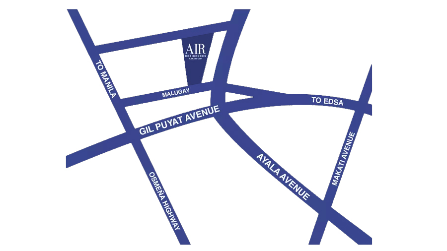 Air-LocationMap