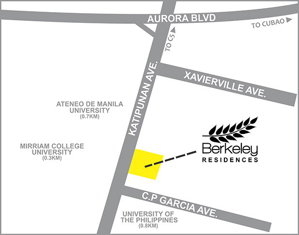 Berkeley-Map