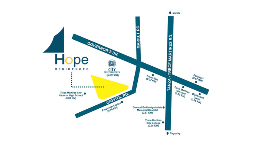 hope-vicinity-map