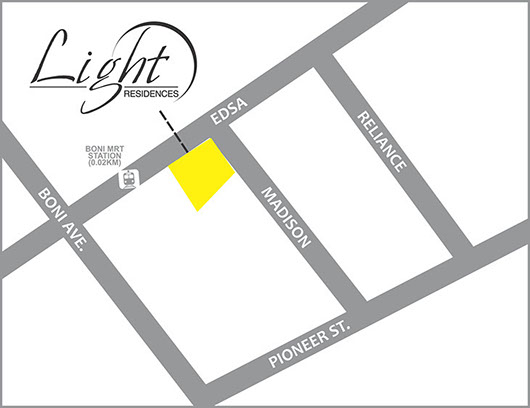 light-vicinity-map