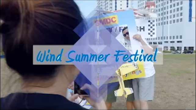 ETC Coverage Featuring SMDC Wind Summer Festival