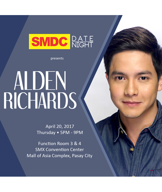 Date Night: Alden Richards