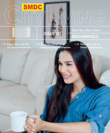 SMDC City Living Issue 1 by Hinge Inquirer Publications