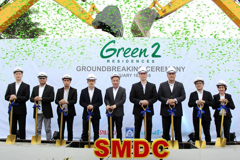 The SMDC Green 2 Residences is Now Open