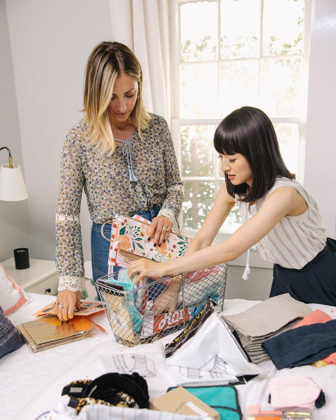 What You Can Learn From Organizing Queen Marie Kondo