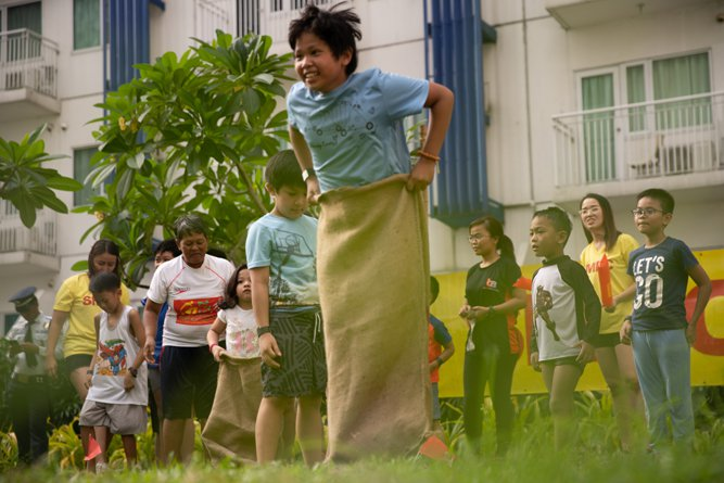 SMDC 'Happynings' at Grass Residences