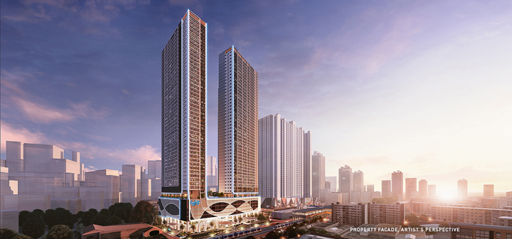 Do you value convenience? This condominium is located at the heart of Metro Manila