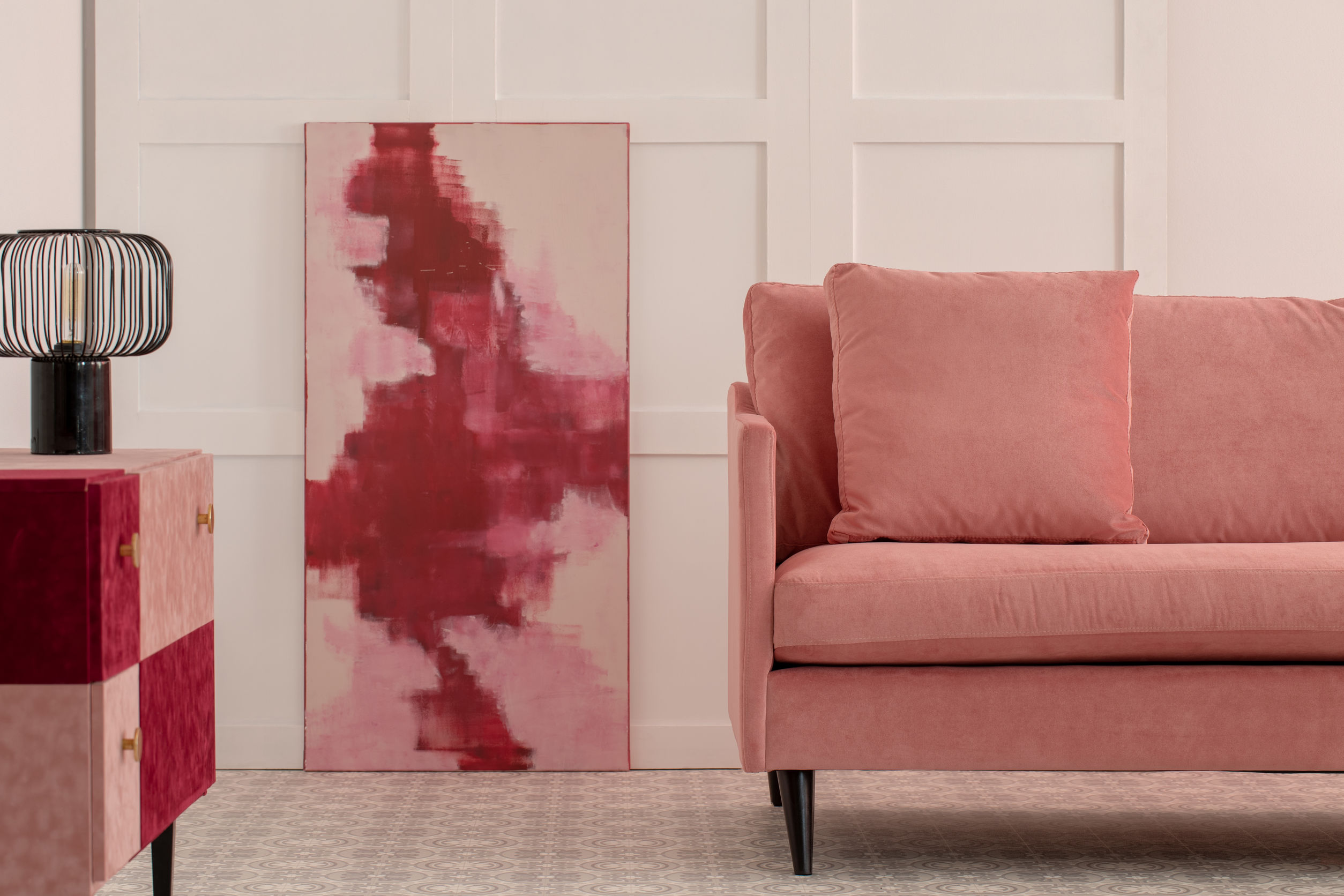 Dare To Design: Here's How To Decorate With Velvet   SMDC