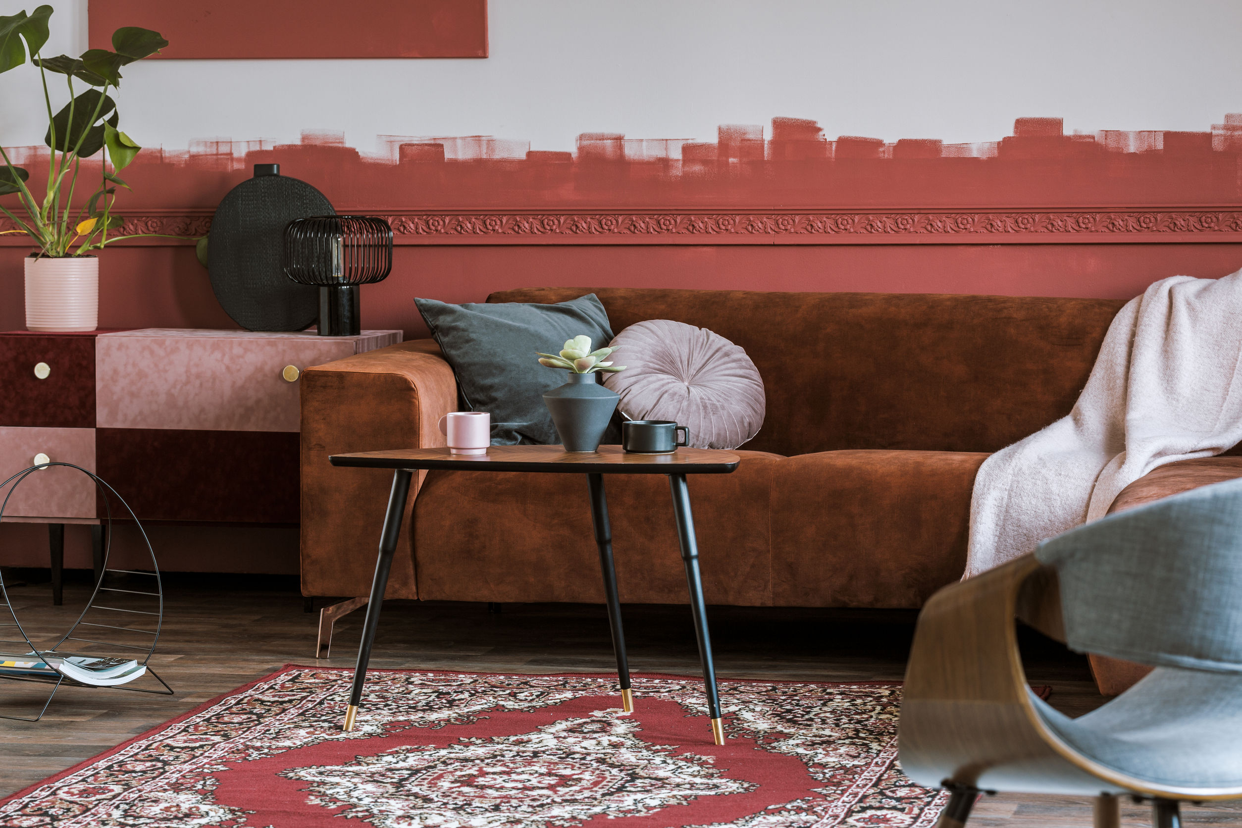 Dare To Design: Here's How To Decorate With Velvet