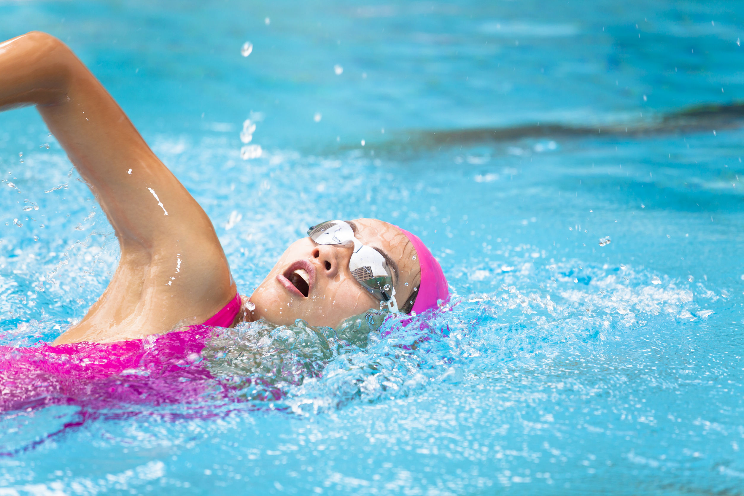 Here Are 5 Reasons Why You Should Just Keep Swimming