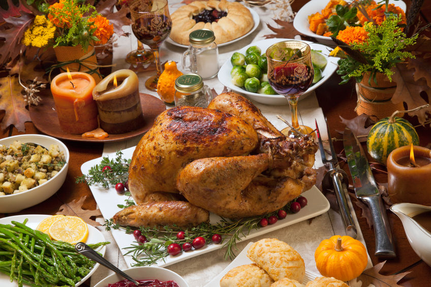 5 ways to keep the holiday weight off this season