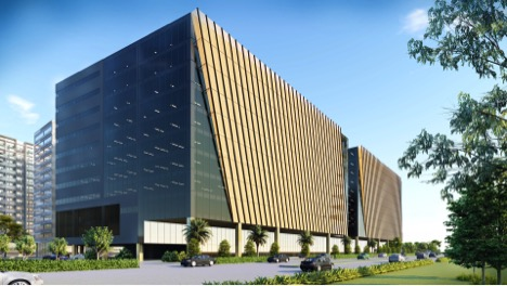 SMDC sets the gold standard in office development