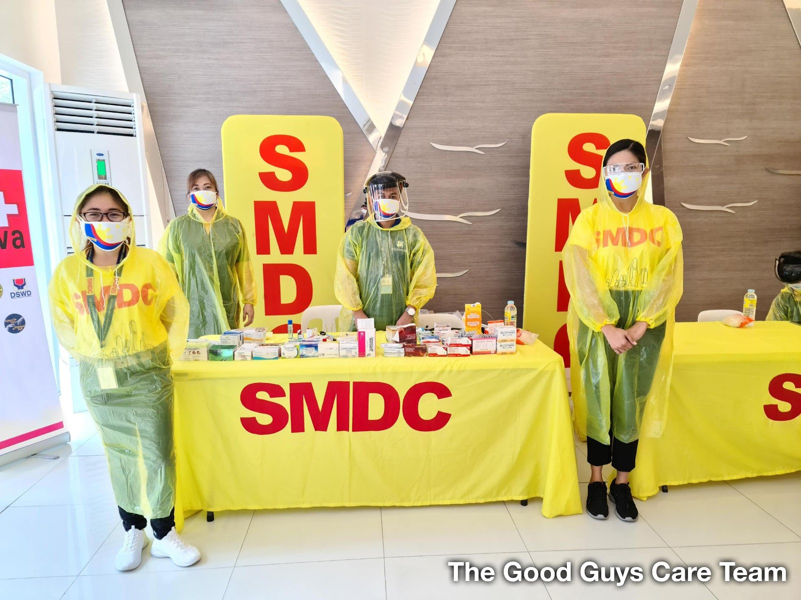 SMDC implements programs to help various sectors during the pandemic
