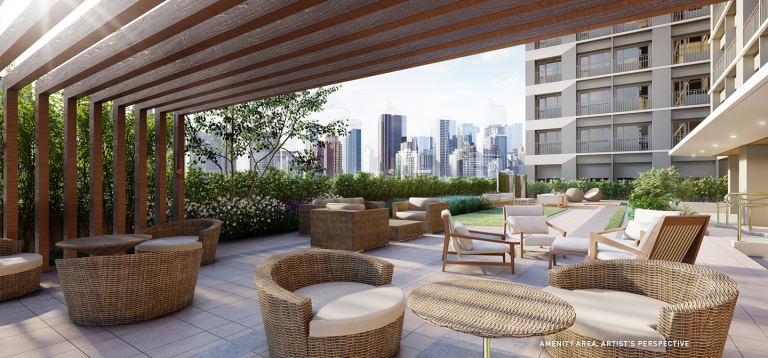Mint Residences: Choice address in bustling Makati