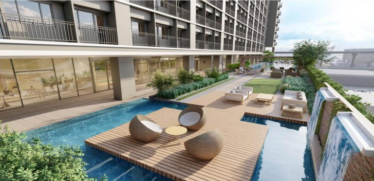 Belt Collins for SMDC Mint Residences: Landscaping a masterpiece