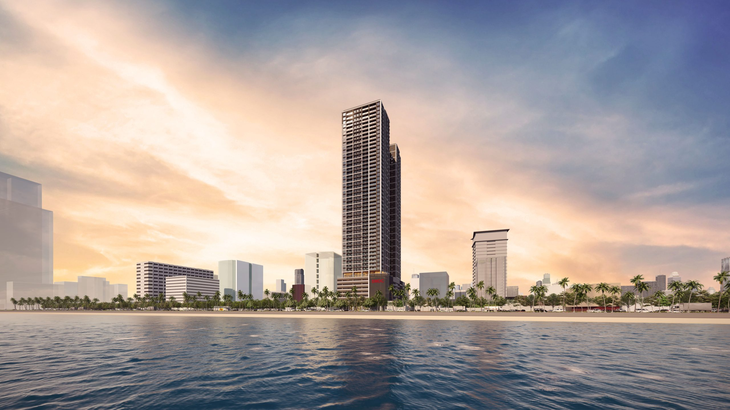 SMDC Sands Residences brings to Manila the luxury, premium of a waterfront home