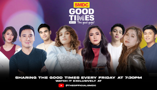 Music and magic with SMDC's Good Times with The Good Guys