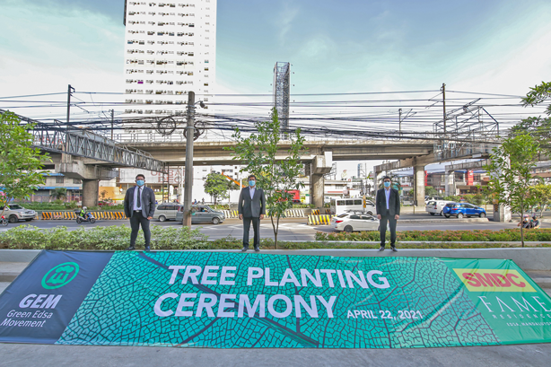 SMDC Gives EDSA A Sustainable Transformation