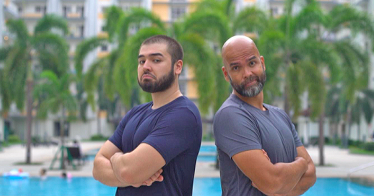 Up your game with a Father-Son play at SMDC