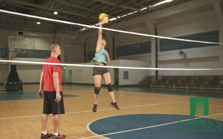Get your volleyball basics right with Gretchen Ho and SMDC