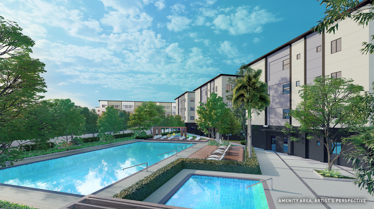 Transforming dreams: The charm of suburban living at SMDC Calm Residences